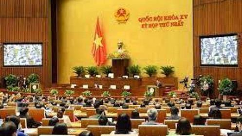 Quốc hội thông qua Nghị quyết về phát triển kinh tế: GDP bình quân 5 năm khoảng 6.5 - 7%