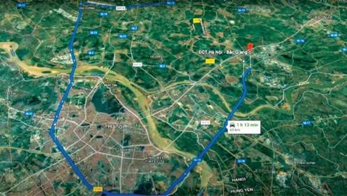 Rục rịch đón siêu dự án đường Vành đai 4