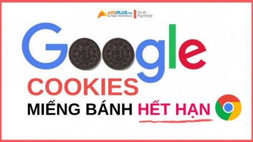 Cookies Chrome: Miếng bánh hết hạn trong marketing