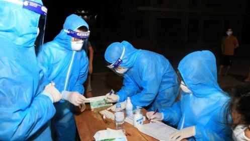 Thêm 28 trường hợp ở Nghệ An về từ các tỉnh, thành phía Nam dương tính với SARS-CoV-2