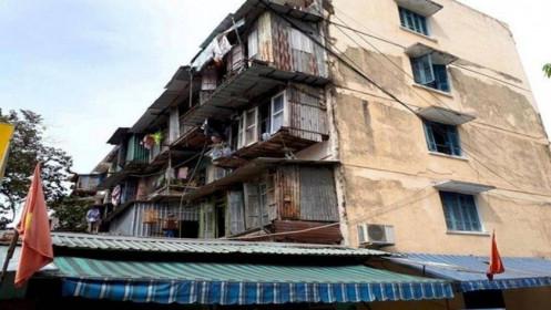 Tìm được nhà đầu tư xây mới chung cư cũ ở Kinh thành Huế
