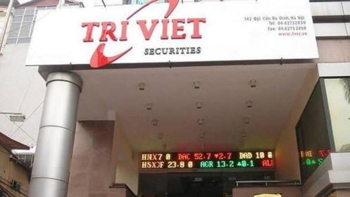 Chứng khoán Trí Việt (TVB): khóa room để chào bán cho cổ đông chiến lược