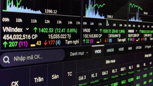 VN-Index hồi phục, hướng đến mốc 1400?