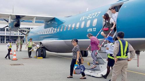 Nâng công suất sân bay Côn Đảo gấp 4 lần hiện nay để đón máy bay lớn
