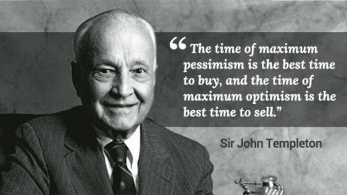 14 quy tắc đầu tư tài ba của John Templeton