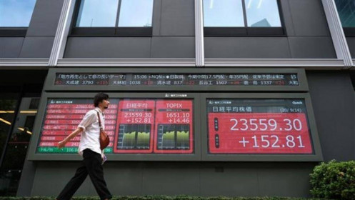 Chỉ số Nikkei 225 có thể phục hồi gần mức cao kỷ lục 30 năm