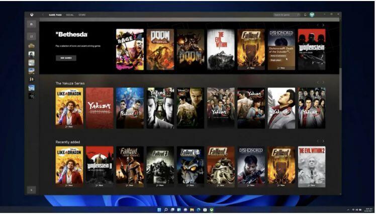 Microsoft windows 11 sắp được ra mắt với nhiều tính năng lạ