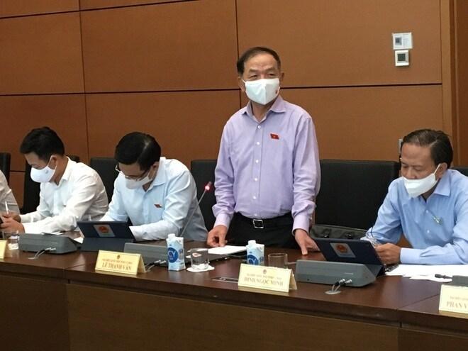 Đại biểu Quốc hội đề xuất ban bố tình trạng khẩn cấp về dịch bệnh
