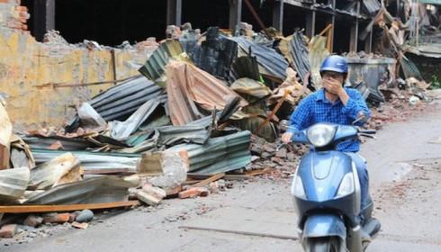 Hà Nội sẽ khám sức khỏe miễn phí cho người dân quanh khu vực cháy nhà máy Rạng Đông