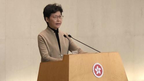 Lãnh đạo Hồng Kông kêu gọi 100 người cố thủ trong Đại học Bách khoa ra hàng