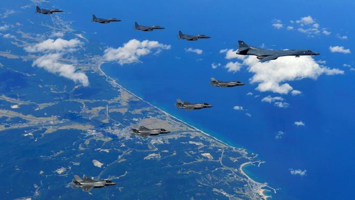Triều Tiên yêu cầu Mỹ chấm dứt 'mãi mãi' tập trận chung với Hàn Quốc