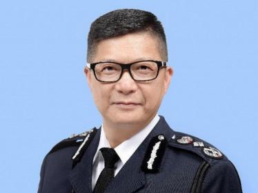 Trung Quốc bổ nhiệm cảnh sát trưởng mới ở Hồng Kông