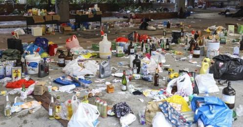 Nhiều trường đại học Hồng Kông thông báo bị mất trộm nhiều hóa chất cực độc