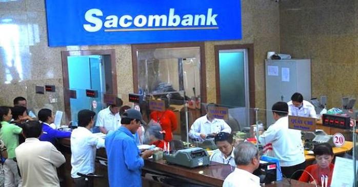 Sacombank giảm lãi suất huy động theo trần 5%/năm