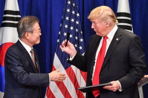 """Mỹ bỏ họp vì Hàn Quốc từ chối trả 5 tỷ USD """"phí bảo vệ"""""""