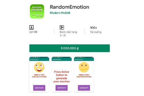 Ứng dụng rác giá 9 triệu đồng tràn ngập Play Store Việt Nam