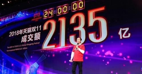 """Alibaba bị nghi """"thổi phồng"""" doanh số Ngày độc thân"""