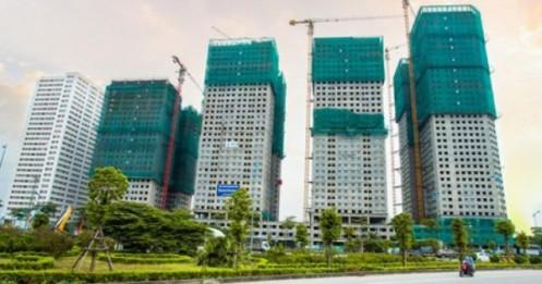 18,6 triệu đồng/m2 sở hữu căn hộ liền kề phố cổ