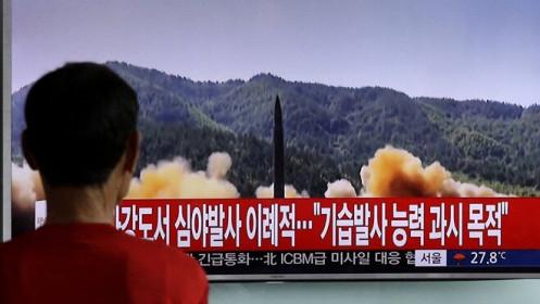 """Nga – Trung Quốc có """"cao kiến"""" hạ nhiệt căng thẳng trên bán đảo Triều Tiên"""