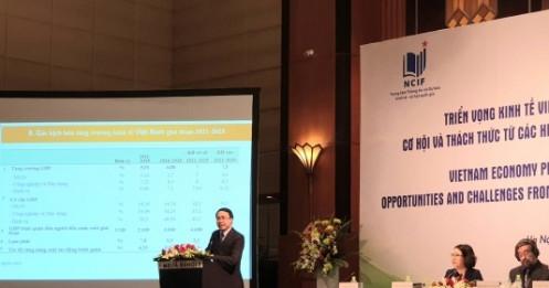 Dự báo tăng trưởng GDP có thể đạt 7,5%