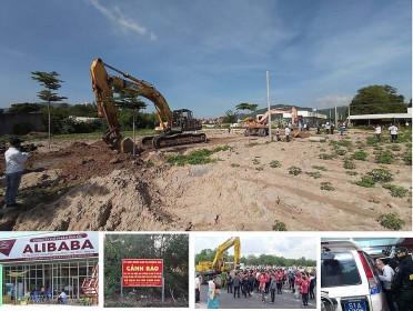 Bóng dáng 'siêu lừa' Alibaba trong loạt dự án đất do Địa ốc Long Phát rao bán