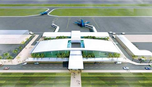 """Việt Nam sẽ xây dựng sân bay gần 6.000 tỷ đồng """"sát nách"""" Trung Quốc"""