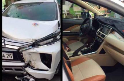 Mitsubishi Xpander 'toác đầu' nhưng không bung túi khí