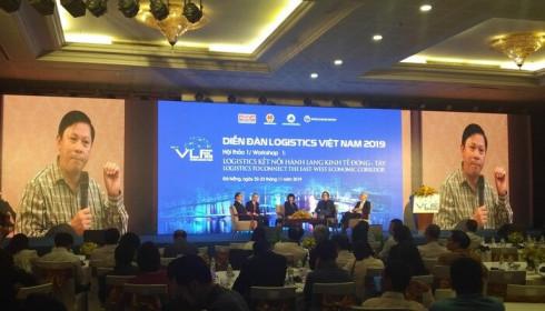 Phát triển hành lang kinh tế Đông - Tây từ góc nhìn logistics