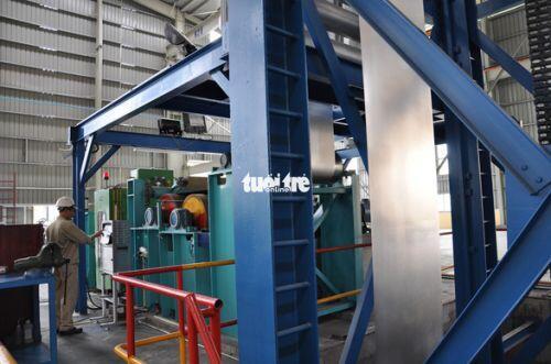 'Siết' chặt, nhưng sắt thép từ Trung Quốc vẫn nhập 'khủng' 8,1 tỉ USD