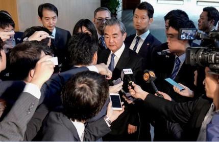 Ngoại trưởng Vương Nghị: 'Dù chuyện gì xảy ra, Hong Kong vẫn là một phần của Trung Quốc'