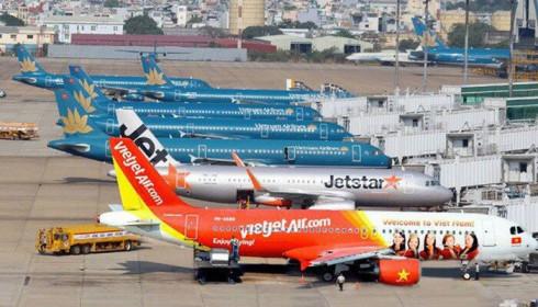 Hàng không Việt Nam: Cứ bay 9 chuyến lại huỷ, chậm 1 chuyến