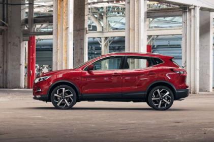 SUV Nissan đẹp long lanh giá gần 540 triệu đồng khiến Honda HR-V 'khóc thét'