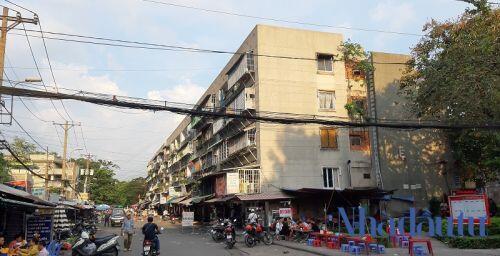 Cận cảnh những cư xá gần 50 tuổi tại bán đảo Thanh Đa đang chờ ngày quy hoạch