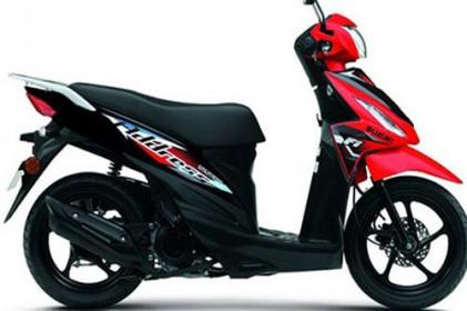 Suzuki Address 2020 ra mắt với giá 35,7 triệu đồng, đối đầu Honda Vision