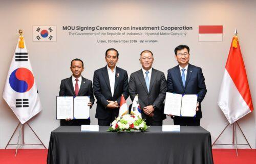 Hyundai đầu tư 1,55 tỷ USD xây dựng nhà máy sản xuất ô tô mới tại Indonesia