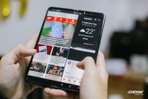 Mở hộp Galaxy Fold chính hãng: Giá 50 triệu đồng nhưng vẫn cháy hàng chỉ sau 6 giờ mở bán