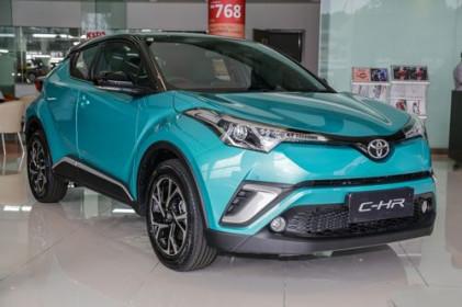 SUV Toyota đẹp mê ly, giá hơn 800 triệu đồng