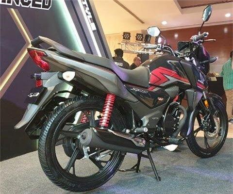Honda SP 125 đẹp như Suzuki Raider 150, giá chỉ 23,5 triệu khiến Yamaha Exciter 2019 'khóc thét'