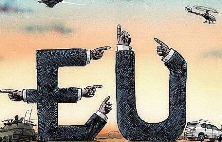Muốn bớt lệ thuộc vào Mỹ, châu Âu loay hoay định hình chính sách ngoại giao