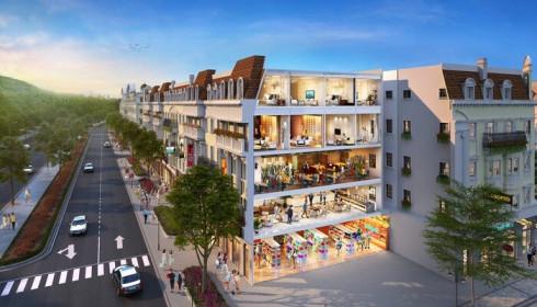 Thị trường bất động sản Hạ Long: Giai đoạn sung sức nhất của shophouse