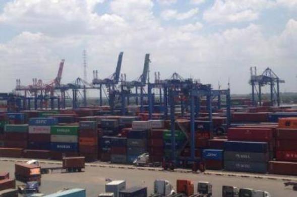 Tổng Công ty Tân Cảng Sài Gòn đón TEU thứ 5 triệu