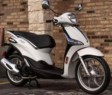 Piaggio Liberty 150 2020: Vẻ đẹp đậm chất Ý, giá từ 68 triệu đồng