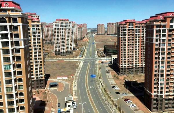 """Trung Quốc: Giá nhà giảm, chủ đầu tư """"ăn bớt"""" tiện ích, chất lượng"""
