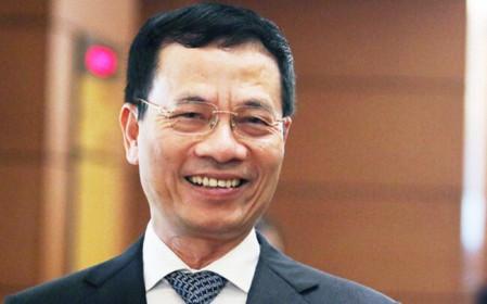 Bộ trưởng Nguyễn Mạnh Hùng: Việt Nam có cơ hội trở thành một trong những nước đầu tiên áp dụng Mobile Money trong thanh toán, nhưng chúng ta đã bỏ lỡ trong năm vừa qua ...