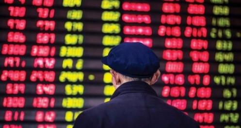 Nhận tin tốt về kinh tế trong nước, chứng khoán Trung Quốc tăng điểm phiên đầu năm