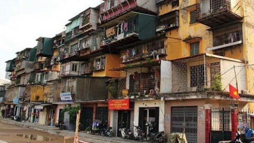 Cải tạo chung cư cũ ở Hà Nội: 'Bài toán khó' sắp có lời giải?