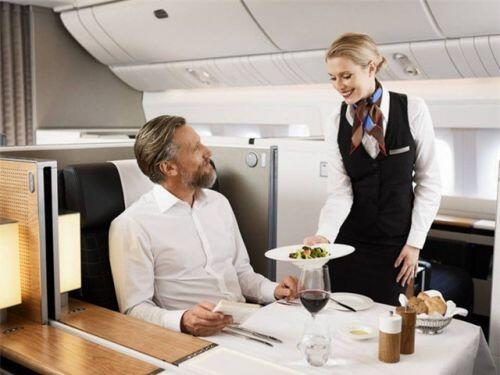 Những chuyến bay dành cho giới siêu giàu có gì đặc biệt?