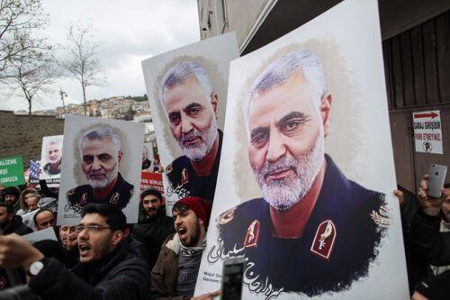 Tân chỉ huy đặc nhiệm Iran tuyên bố sẽ loại bỏ Mỹ khỏi Trung Đông