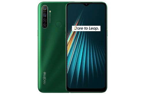 Smartphone 4 camera sau, pin 5.000 mAh, chip S665, RAM 4 GB, giá hơn 4 triệu ở Việt Nam