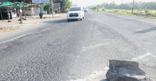13 tuyến quốc lộ hư hỏng ở miền Tây cần 4.500 tỉ đồng nâng cấp
